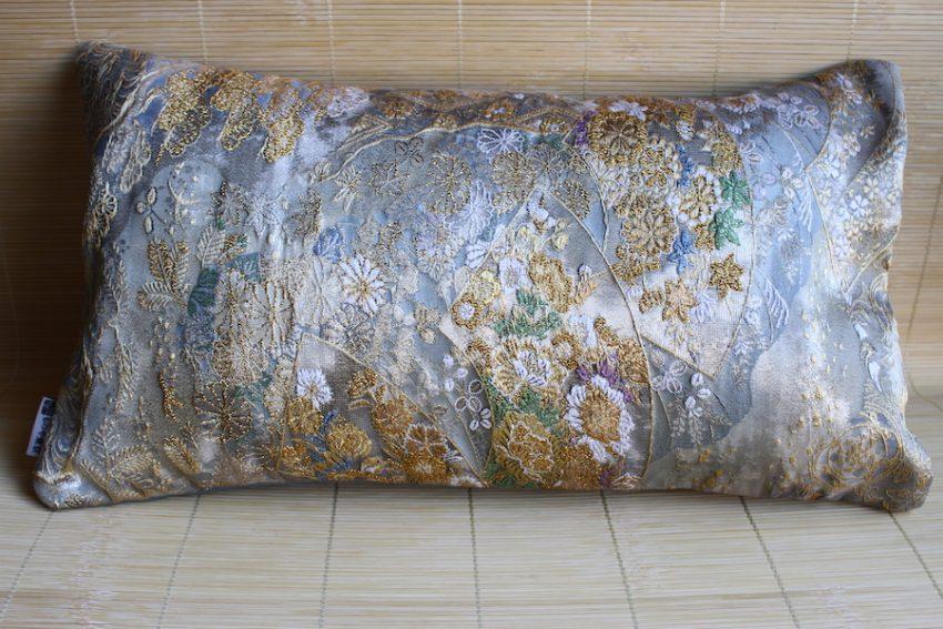 Cushion cover – Blue grey