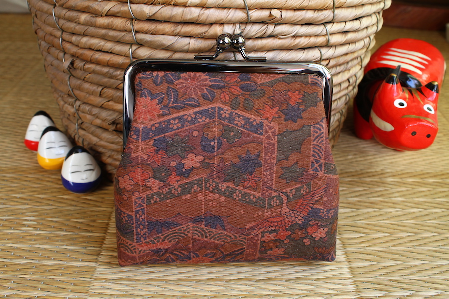 Squared change purse PC0006