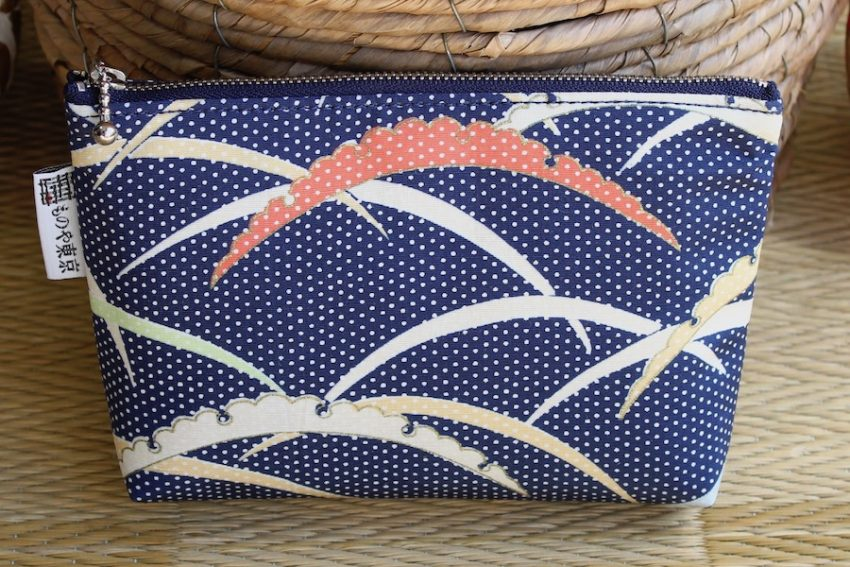 Multi-use pouch – Yukiwa Kimono