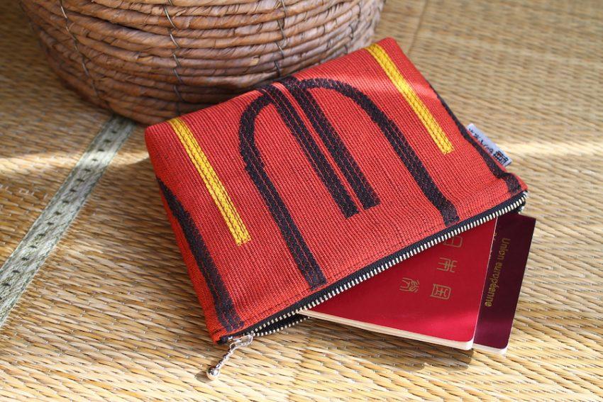 Pochette multi-usage – Kimono Ethnique