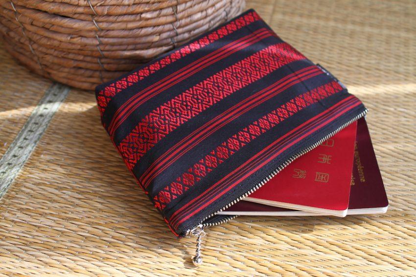 Pochette multi-usage – Kimono Asa no Ha