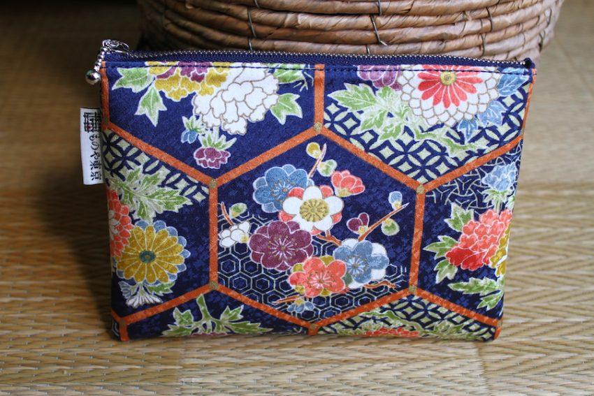 Thin pouch – Kikko Flowers
