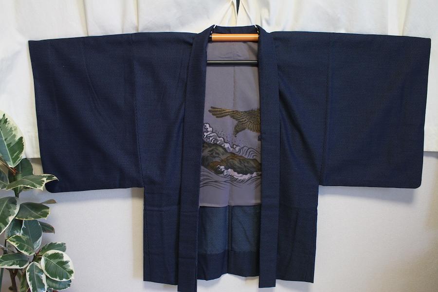 japanese haori vintage jacket for mens