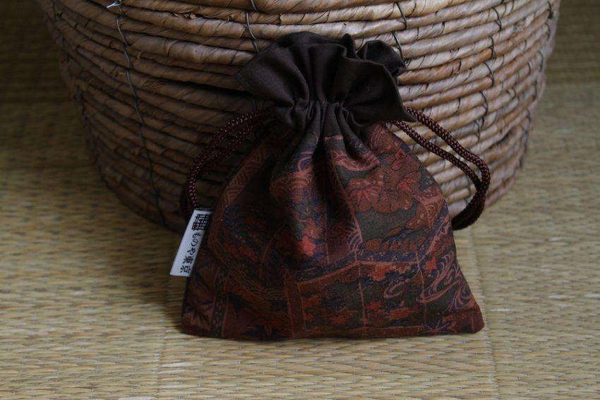 Bourse kinchaku – Estampes Japonaises – Ichiban