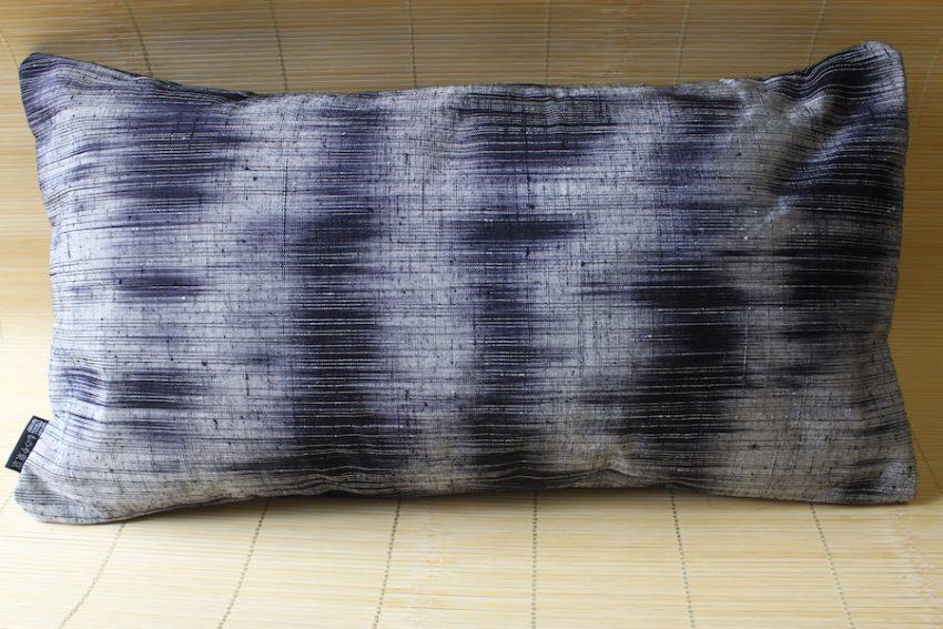 Housse de coussin – Indigo Japonais