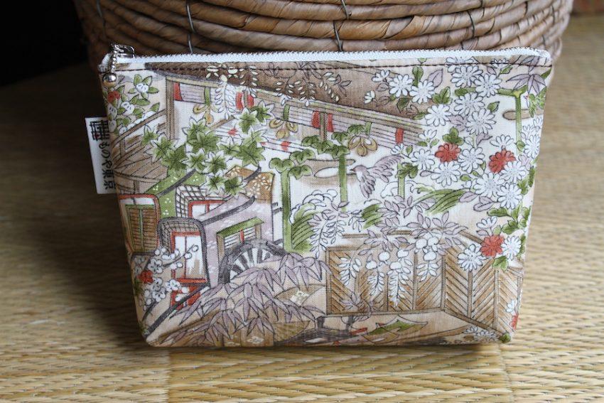 Pochette multi-usage – Kimono Maison Japonaise