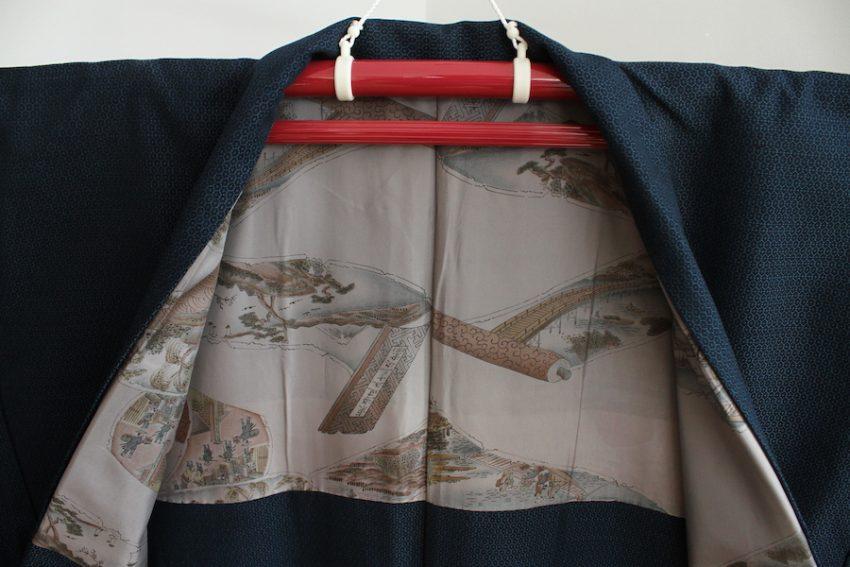 Veste Vintage Homme – Paysages japonais