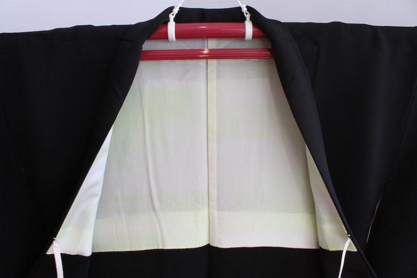 Veste Vintage Haori – Noire – Instrument Japonais Biwa